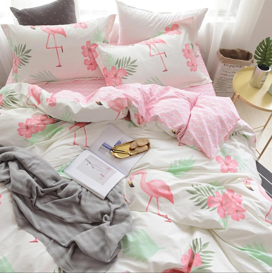 Pastoral plant bedding set teen adult kid,twin full queen king cotton cartoon home textile flat sheet pillow case quilt coverPastoral plant bedding set teen adult kid,twin full queen king cotton cartoon home textile flat sheet pillow case quilt cover