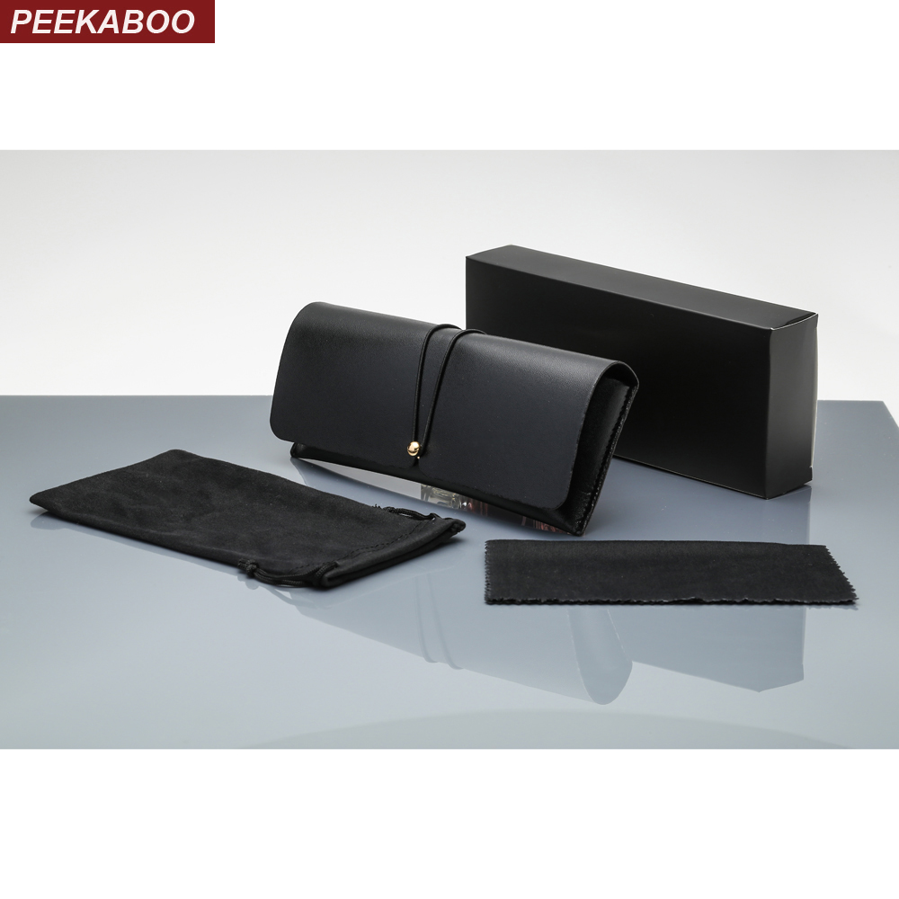 3 Pack Soft Glasses Case For Men /& Women Zip-Up Case W//Hook /& Carabiner Camo