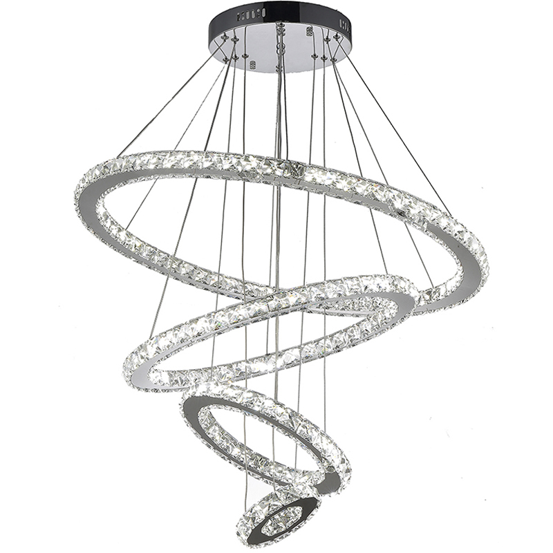 Aliexpress.com : Buy DIY LED Pendant Lamp Chandeliers K9