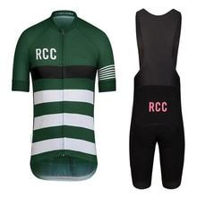 Rcc 2019 men bicycle clothing mtb pro team bike jersey black bib shorts gel pad uniforme ciclismo hombre summer cycling set