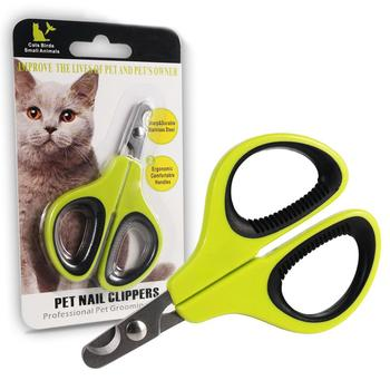 LanLan Portable Professional Cat Nail Clippers Pet Cat Nail Scissor Nail Cutter Cat Grooming