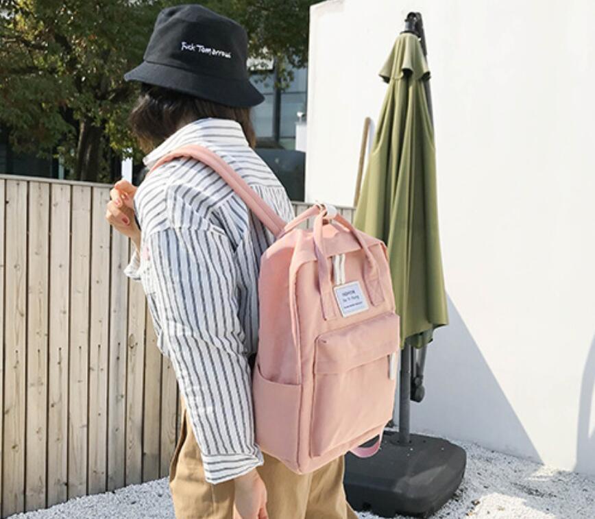 HTB1jlcBavQypeRjt bXq6yZuXXad Yogodlns Campus Women Backpack School Bag for Teenagers College Canvas Female Bagpack 15inch Laptop Back Packs Bolsas Mochila