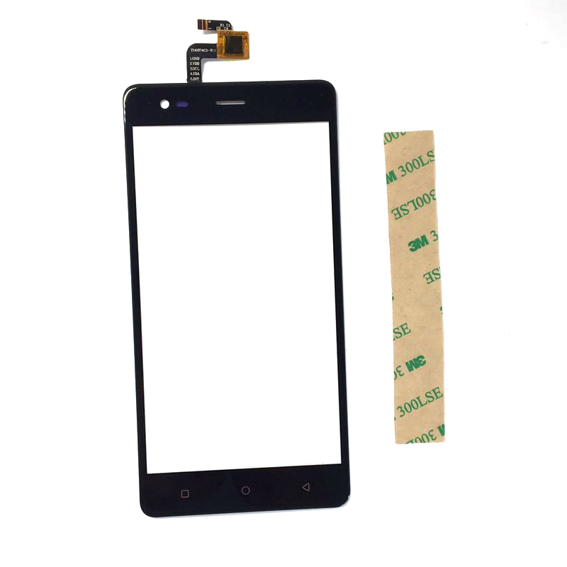 with 3m Type Touchscreen Sensor For Prestigio Grace R5 LTE <font><b>PSP5552duo</b></font> Touch Screen Digitizer Front Glass Lens Panel Replacement image