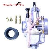 NEW 34MM Power Jet Carburetor Carb Replace for PWK Keihin OKO 34 Dirt Bike ATV D10