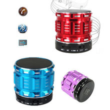 S28 Portable Mini Bluetooth Speaker Wireless Super Bass Smart Speakers Handsfree With Mic FM Radio Support TF/SD Card