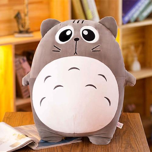 Glowing Pillow Toys For Children Led Light Plush Cushion  Pillow Kids Toys For Girls Christmas Gift