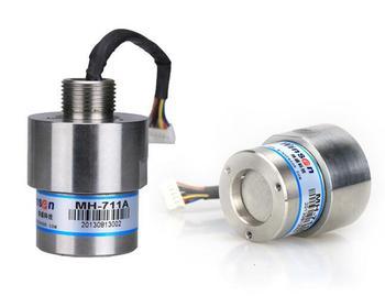 شحن مجاني MH-711A موقع صناعي مخصصة استشعار ثاني أكسيد الكربون co2 انفجار إثبات شهادة الاستشعار