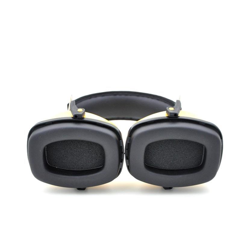 KopiLova 10pcs High Quality Blue Noise Reducing Ear Muffs Hearing Protective Soundproof Earmuff for Shooting Sleeping