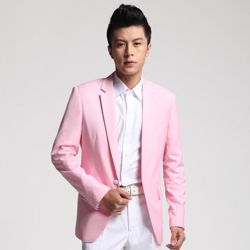 Pink Suit Jacket Mens - Go Suits