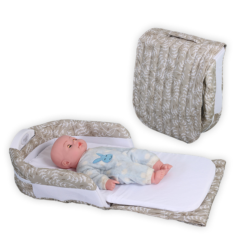 New Fashion Foldable Baby Small Sleeping Bed Newborn Crib Portable Travel For Mother In Cribs From Kids On Aliexpress
