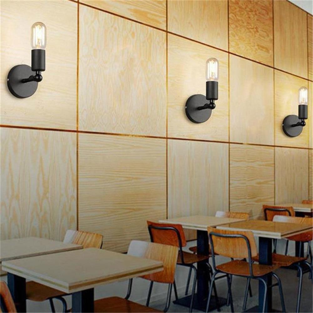 Amerikaanse country Nordic Loft Wandmontage balkon gang verlichting - Binnenverlichting