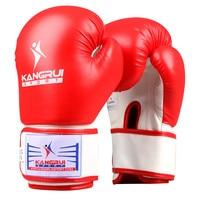 Top Quality 10oz Boxing Gloves Black Adult Fighting Muay Thai Boxe Glove Professional MMA Punching Sandbag