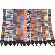 Ethnic Style Photo Camera Colorful Strap Cotton Yard Pattern Neck Strap DSLR Sho
