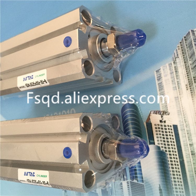 SDAJS25*50-30-B AIRTAC Thin type cylinder air cylinder pneumatic component air tools su50 320 s su50 350 s airtac thin three axis cylinder with rod air cylinder pneumatic component air tools
