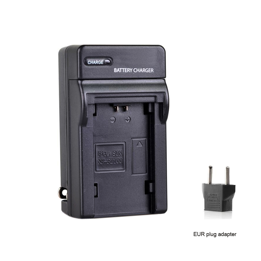 220v Home Charger Np Fz100 Battery For Sony Bc Qz1 Alpha 9 A9 9r A9r 9s Camera In From