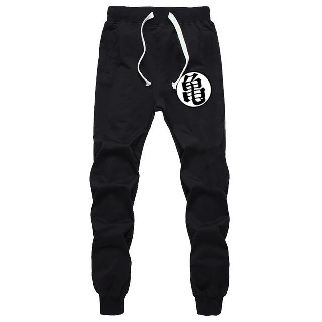 Goku Cotton Athletic Pants