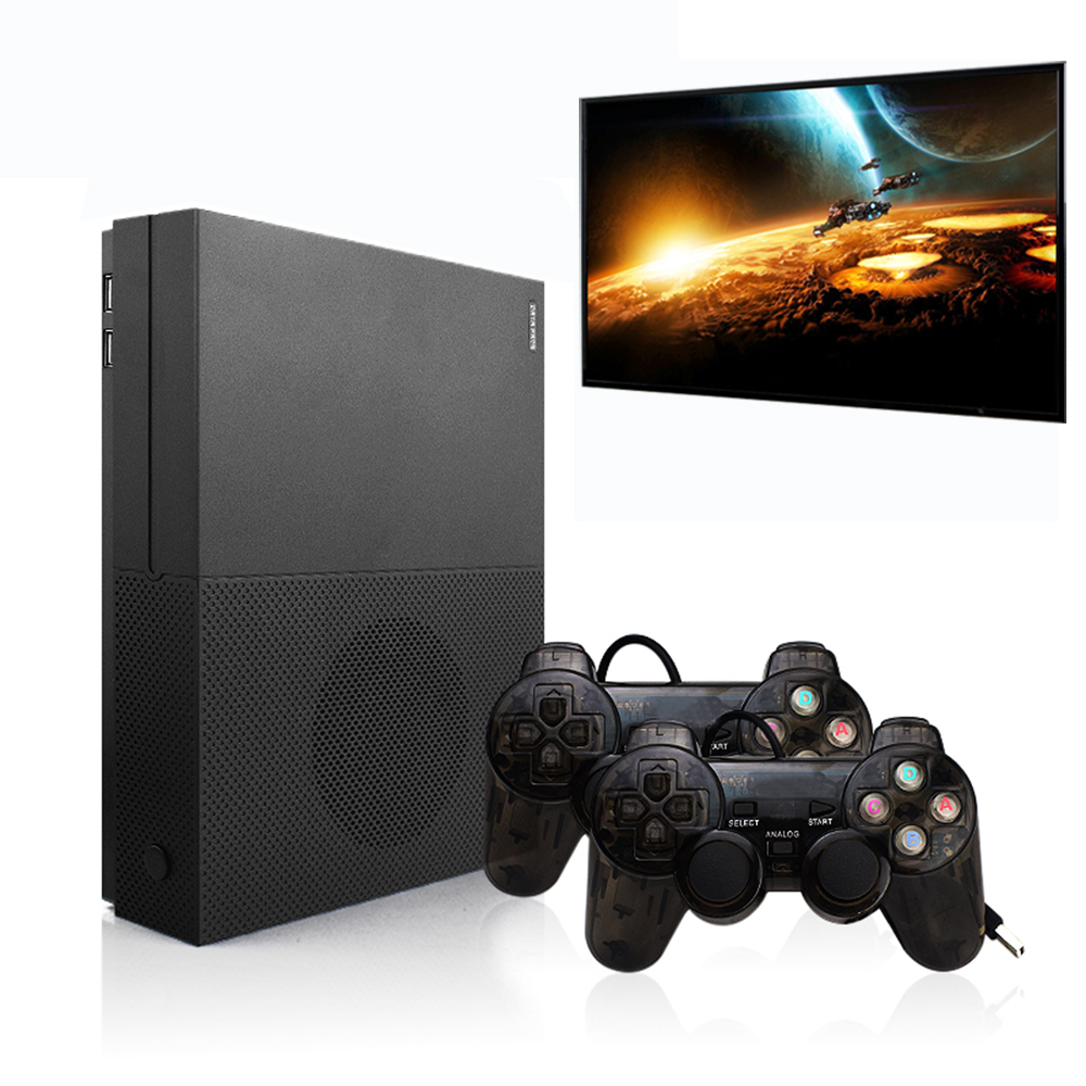 2018 HD Video Game Console 64 Bit Support 4K Hdmi Output Retro 800 Classic Family Video Games Retro Game Console To TV X PRO 85 1