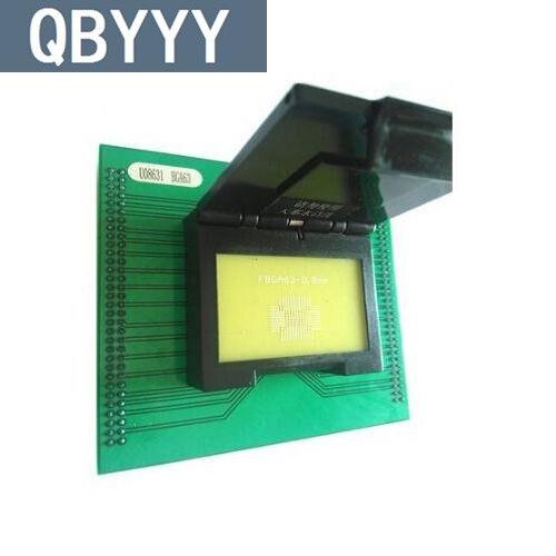 OBD2tool UP818 UP828 chip programmer BGA63 Socket Adapter BGA63 ic socket