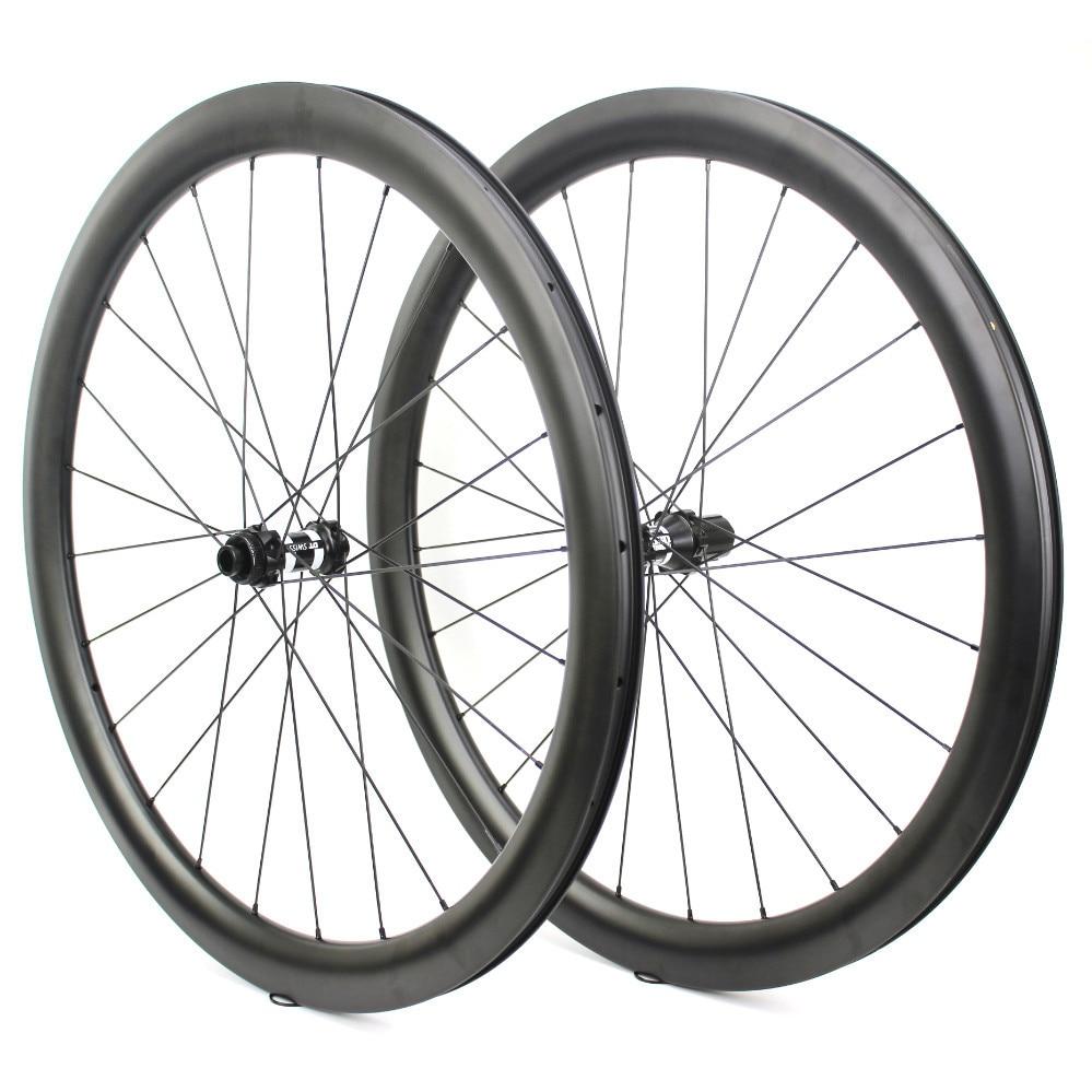 DT 350 suisse Cyclocross roue en carbone 30mm 38mm 47mm pneu tubulaire Tubeless jantes moyeux de frein à disque 700c gravier vélo roues