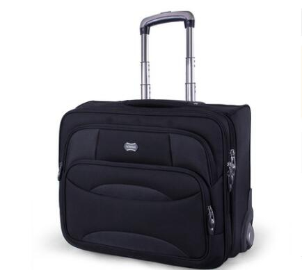 Suitcase Laptop Wheeled-Bags Business-Luggage Travel-Trolley Man Men