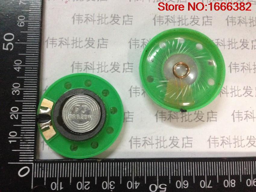 Speakers 1pcs Diameter 36mm 8r 0.25w=0.5w Speaker Small Toy Speakers 3.6cm 36mm Portable Speakers