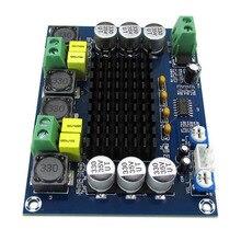 Marsnaska High Quality DC 12V 24V 120W*2 TPA3116 D2 Dual Channel Digital Power Audio Amplifier Board