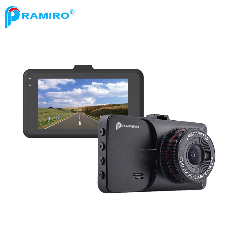 PRAMIRO 3Inch Car DVR Metal Body Dash Cam T619 Car Recorder Full HD 1080P Camcorder Night Vision With Cycle Recording Function