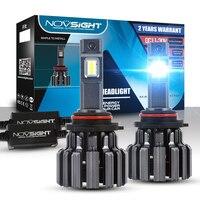 Novsight H7 LED H11 9005 9006 Car LED Headlight Bulbs 90W 7200LM Automobile Headlamp Fog Lights 11V 30V Auto Accessories