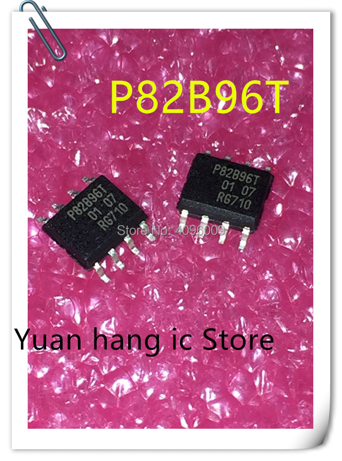 10PCS/LOT Free Shipping P82B96TD P82B96T P82B96 SOP-8 Bidirectional bus buffer and line data unit NEW цены онлайн