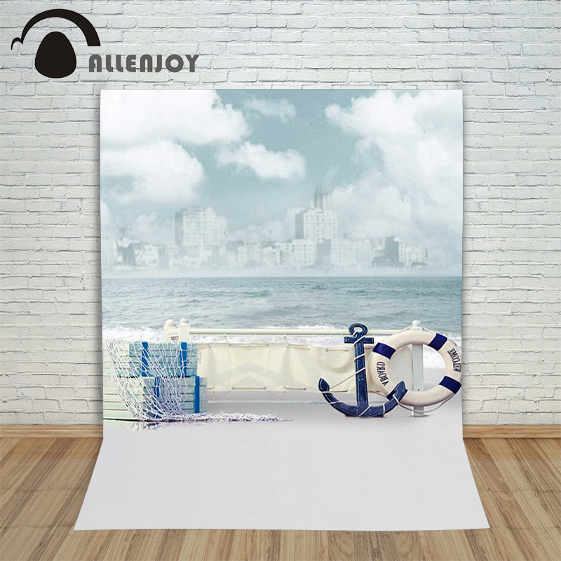 Allenjoy photographic background Jinhae Shing House boat sky waves backdrops princess kids vinyl photocall 8x12ft allenjoy photography backdrops floor mosaic school blackboard kids vinyl photocall photographic studio computer printing lovely