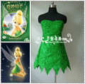 Tinker Bell Princess Dress Tinker Bell Adult Women Costume Dance Party Cosplay Costume