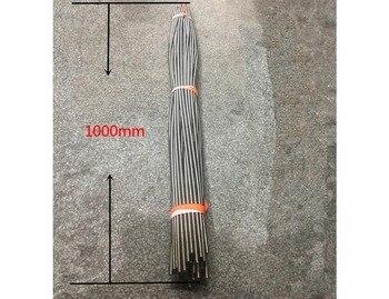Niestandardowe 1000mm ze stali nierdzewnej extra long rozszerzenie wiosna