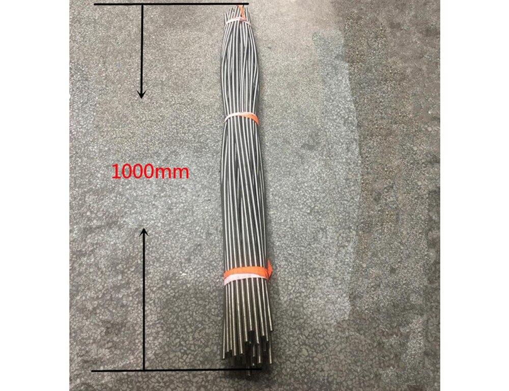 Personalizado 1000mm de aço inoxidável mola de extensão extra longo