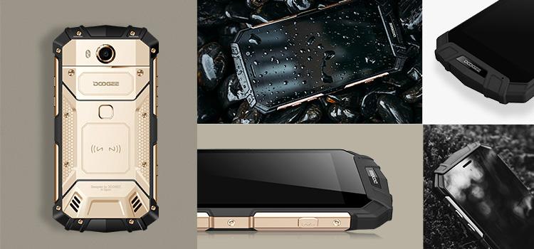 Móvil doogee s60 lite, batería de 5580 mAh, pantalla de 5,2
