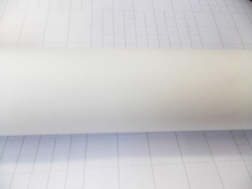 Λευκό Ματ Βινύλιο Wrap Σατέν Matt Foil - Εξωτερικά αξεσουάρ αυτοκινήτων - Φωτογραφία 4