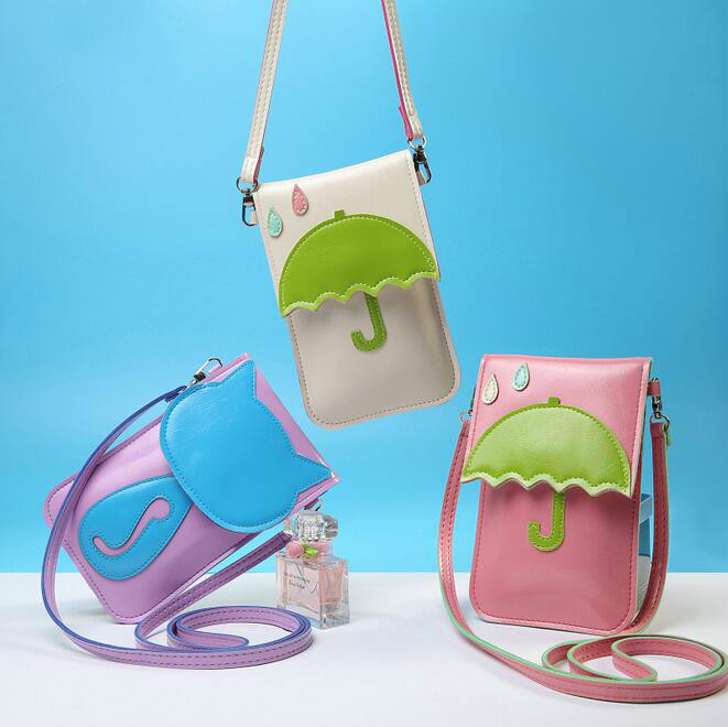 El envío libre nuevos bolsos de moda de alta calidad de cuero de la pu de las mu