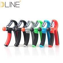 dline Fitness Hand Grip Gripper 5-60 Kg Adjustable Hand Expa