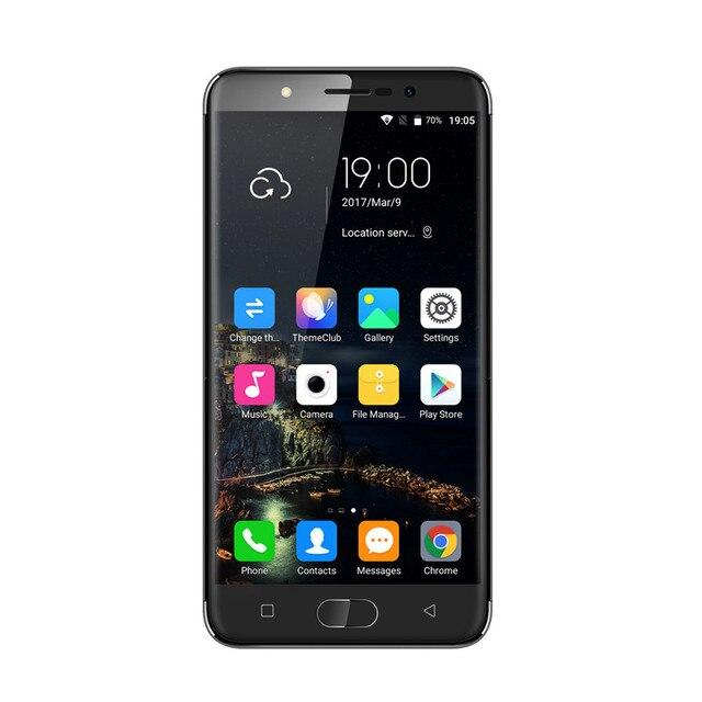 "Gretel A9 Smartphone 4G 5.0"" Android 6.0 MT6737 Quad Core 2GB RAM 16GB ROM 8MP Front Fingerprint 2300mah Full Metal Mobile phone"