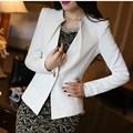 Plus Size Quality New Spring Women's Casual Blazer Suit Jacket Autumn Blazers Long Sleeve Slim Jackets Blaser Feminino JY-638