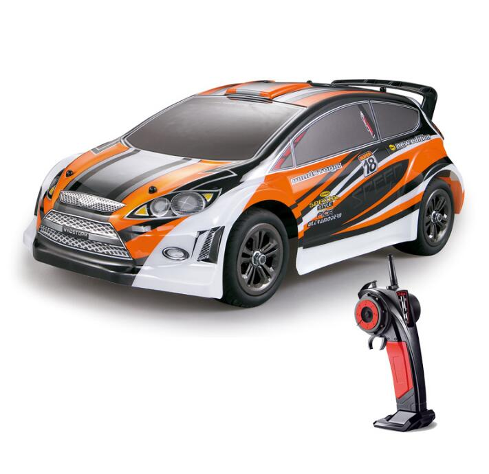 New remote control Flat racing car 9119 2.4G 1:12 2wd driving drift 30KM/H high speed recharge electric RC model toy vs A979-B