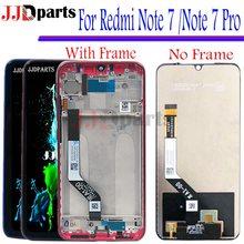 100% тест Xiaomi redmi note 7 ЖК-дисплей сенсорный дигитайзер сборка redmi note 7 pro lcd 6,3 «для redmi note 7 ЖК-дисплей