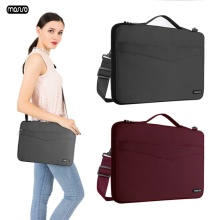 MOSISO Men Women Laptop Shoulder Bag Notebook Handbag For Macbook Air 13 inch Case Dell HP Xiaomi Acer