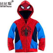 Hoody for boys Boys Spiderman the
