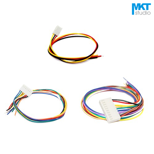 10Pcs 30cm Single KF2510 Header AWG26 Colorful Wire Cable Sample 2P 3P 4P 5P 6P 7P 8P 9P 10P10Pcs 30cm Single KF2510 Header AWG26 Colorful Wire Cable Sample 2P 3P 4P 5P 6P 7P 8P 9P 10P