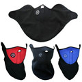 2016 Motorcycle Face Mask Cycling Mask With Filter 3 Colors Half Face Carbon Bicycle Bike Training Mask Polvo Ninja Mask
