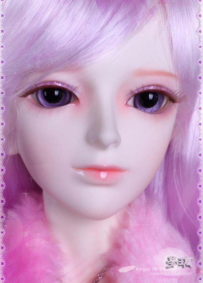 [wamami] AOD 1/3 BJD Dollfie Girl Set* FREE FACE UP/EYES/COUPON~Meng Li [wamami] aod 1 3 bjd dollfie girl set free face up eyes hui xiang