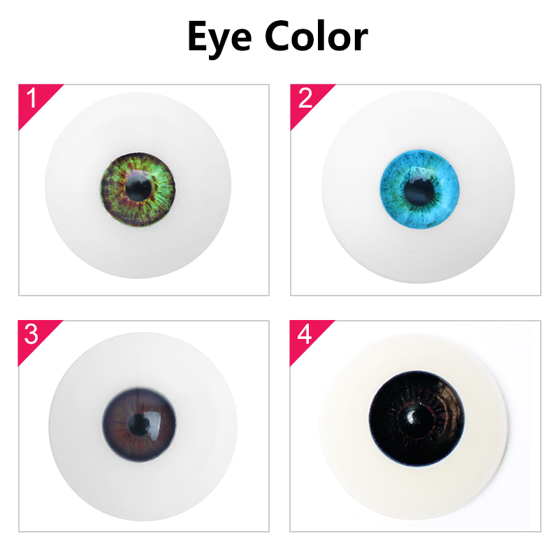 Customize Eyes for Sex Dolls