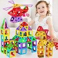 77 Unids/lote Modelos y Juguete Del Edificio Diseñador Magnético de Aprendizaje y Educativos Juguetes Para Niños Bloques de Construcción de Plástico de Ladrillo Técnica
