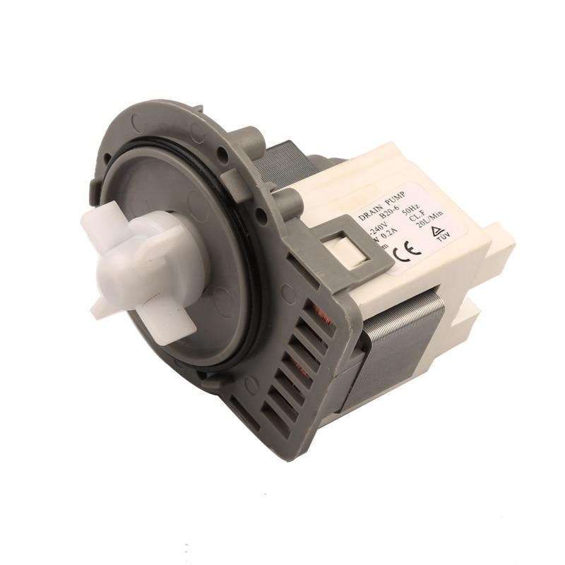B20-6 Drainage Pump For Roller Drum Washing Machine BPX2-111/112 Deep Well Pump Wm200010851095wm1065 Drain Pump Motor