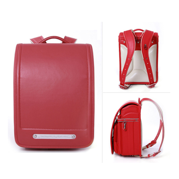Child Fashion School Bag Boy and Children Backpack Pretty Japanese Student Backpacks Kid Large Randoseru Primary SchoolbagChild Fashion School Bag Boy and Children Backpack Pretty Japanese Student Backpacks Kid Large Randoseru Primary Schoolbag